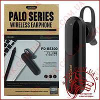 Гарнитура блютуз PRODA Bluetooth Palo Series Black (PD-BE300), фото 1
