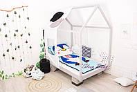 Дитяче постільна білизна в ліжечко Пінгвін, фото 4