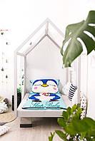 Дитяче постільна білизна в ліжечко Пінгвін, фото 6