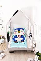 Дитяче постільна білизна в ліжечко Пінгвін, фото 7