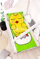 Детский комплект постельного белья Слипик с разьемной молнией Курча, фото 8