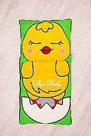 Детский комплект постельного белья Слипик с разьемной молнией Курча, фото 9