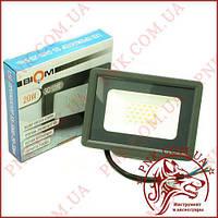 Светодиодный прожектор BIOM 20W, 143мм.*130мм.*24мм. холодный (6200K), SMD 2835