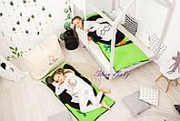 Десткий комплект постельного белья Слипик с разьемной молнией Сова, фото 10