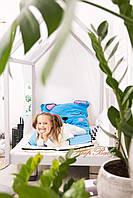 Детское постельное белье Слипик с разьемной молнией Зайка, фото 7
