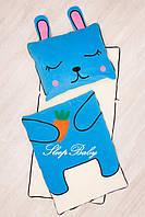 Детское постельное белье Слипик с разьемной молнией Зайка, фото 8