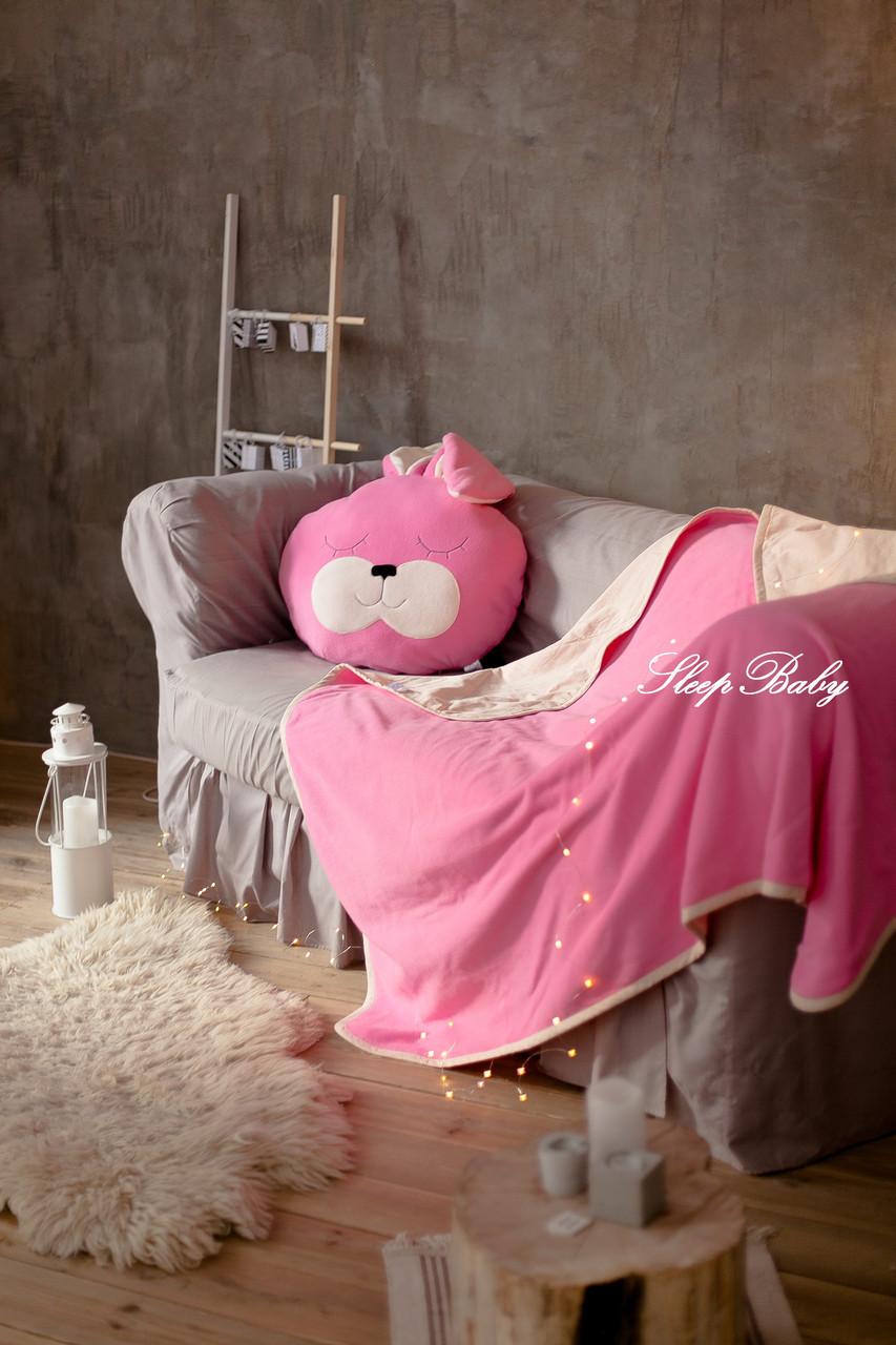 Постельное белье в кроватку Зайка