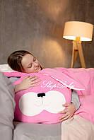 Постельное белье в кроватку Зайка, фото 2