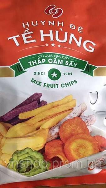 Натуральные чипсы из экзотических фруктов (500гр)