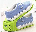 ОПТ ОПТ Підставка для взуття регульована комплект на 6 пар shoes holder, фото 3