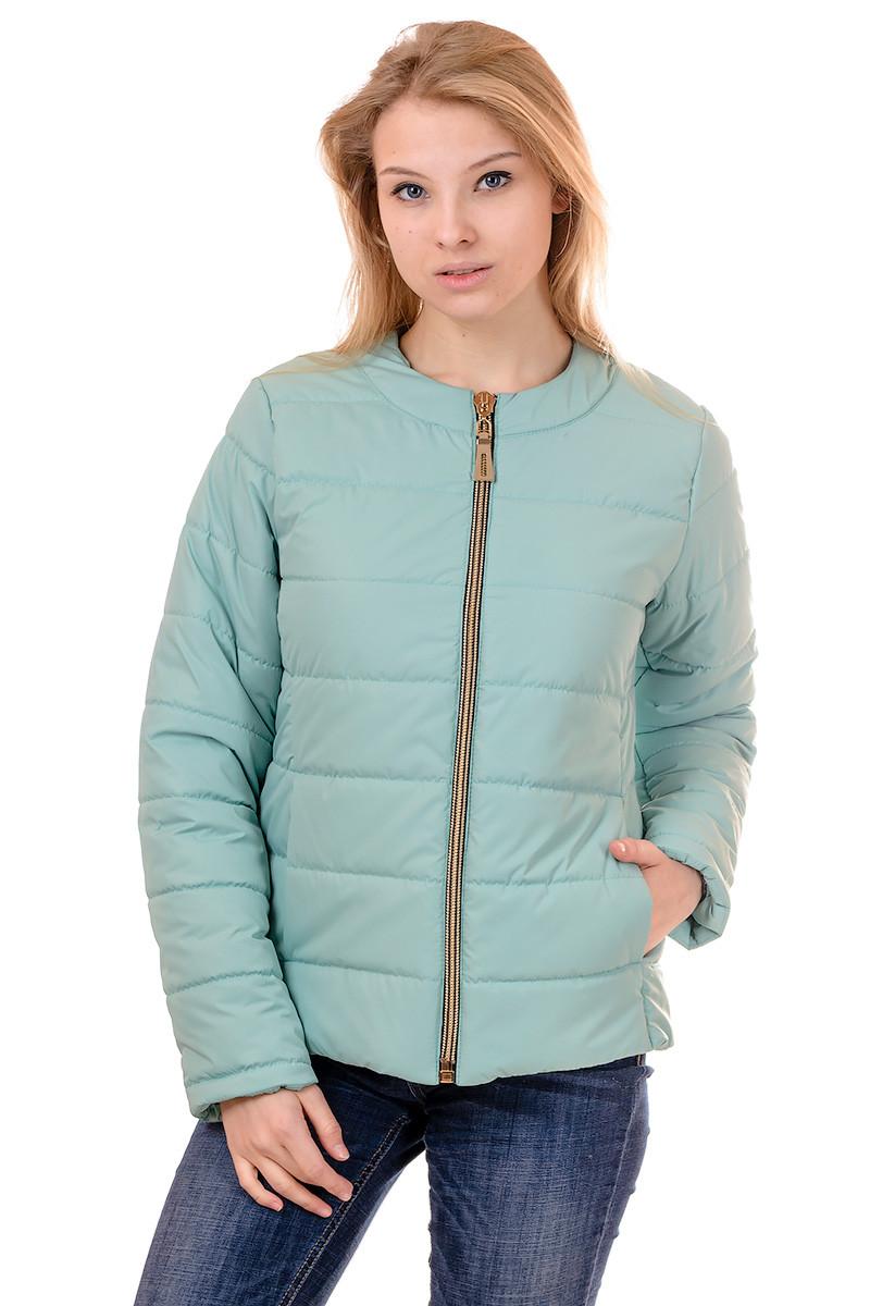 Женская демисезонная куртка IRVIC 50 Мятный (IrC-FZ136-50)