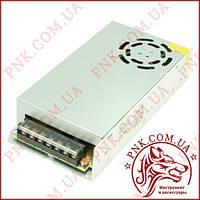 Блок питания с кулером 12v 20a 240w IP20 Металлический перфорированный (VST-250-12) (200*109*51)