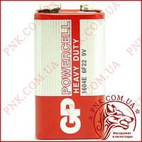 "Батарейка ""крона"" 9V GP PowerCell (heavy duty) 6LF22"