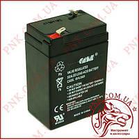 Акумулятор свинцево-кислотний Casіl 6v 4a