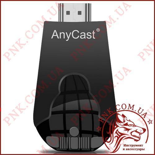Перехідник адаптер Any Cast K4-1 HDMI - Wi-fi для передачі зображення на телевізор