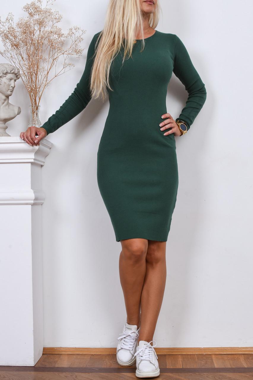 Платье женское SENYA WY-229 GREEN