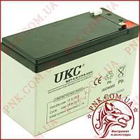 Аккумулятор свинцово-кислотный UKC 12V 9AH WST-9.0