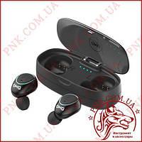 Бездротові навушники OMG X-PRO 6 Bluetooth 5.0 black Навушники
