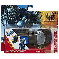 Трансофрмеры возраст вымирания Transformers Age of Extinction Lockdown One-Step Changer