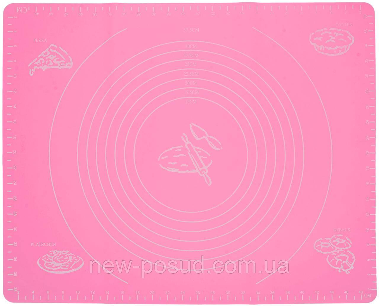 Силіконовий килимок для випічки 29*26 см Benson BN-023