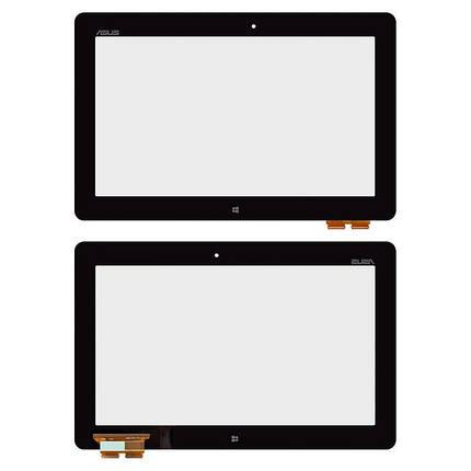 Тачскрин (сенсор) для планшета Asus ME400C 5268N черный Оригинал, фото 2