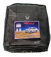 Чехлы на сидения Renault Logan 2006-2013 Nika