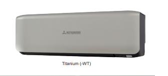 Кондиционер инверторный Mitsubishi Heavy SRK20ZS-ST/SRC20ZS-ST (titanium)