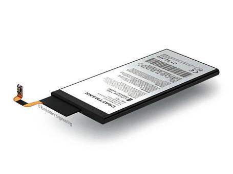 Аккумулятор Craftmann для Samsung Galaxy S6 Edge SM-G925K SM-G9250 (ёмкость 2600mAh), фото 2