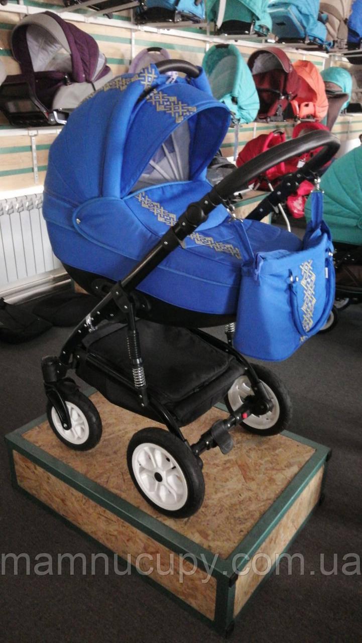 Детская универсальная коляска 2 в 1 Ajax Group Либідь Pacific