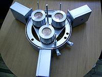 Приставка магнетронного распыления ПМР-3-50