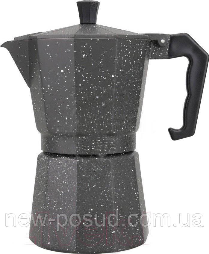 Гейзерна кавоварка на 9 чашок Benson BN-160