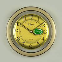 Не большие настенные часы (28х4 см)