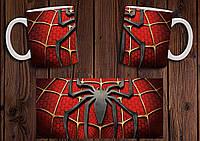 """Чашка """"Человек-Паук"""" / Кружка Spider-Man №2"""