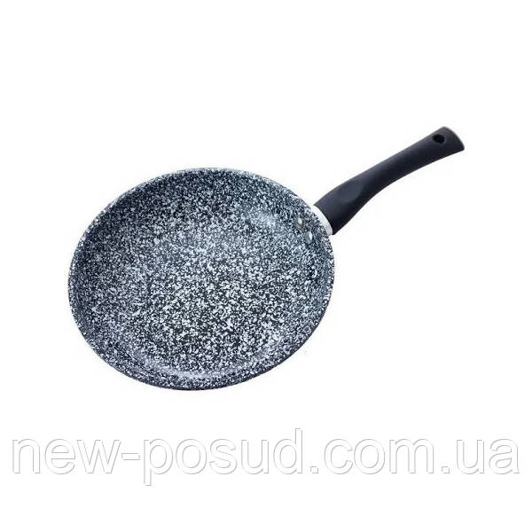 Сковорода з мармуровим покриттям 24 см Benson BN-565