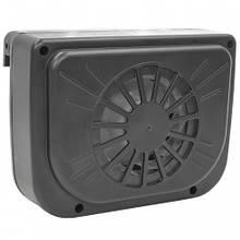 Вентилятор - вытяжка для автомобиля Auto Fan на солнечной батарее (2850-9226a)