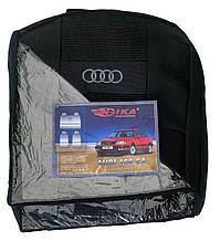 Чохли на сидіння Audi 100 C4, Авточохли Ауді 100 повний комплект 1990-1997 Nika економ