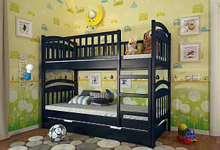 Ліжко двоярусне дитяча Смайл TM ArborDrev