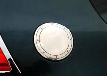 Volkswagen Golf 5 Накладка на лючок бензобака (нерж.)