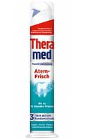 """Theramed зубная паста """"Интенсивная свежесть"""" с дозатором 100 мл., фото 1"""