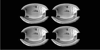 Nissan Tiida 2004-2011 гг. Мыльнички (4 шт, пласт)
