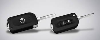 Nissan Note 2004-2013 гг. Flip key - ключ открывалка
