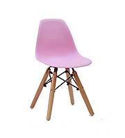 Детский стул Nik Eames kids, розовый