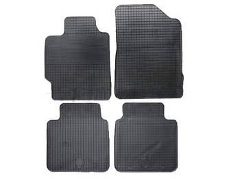 Toyota Camry 2007-2011 гг. Резиновые коврики (4 шт, Doma)
