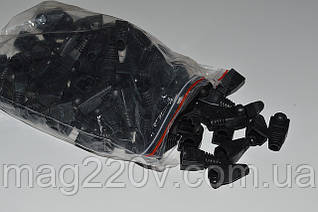 Изолирующий колпачок ( черного цвета) для 8Р8С/RJ45