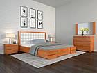 Кровать Регина Люкс с подъемным механизмом TM ArborDrev, фото 5