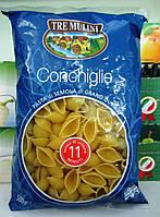 Макароны ракушки Conchiglie Tre Mulini 500 г
