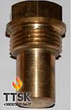 Погружная медная гильза для датчика температуры 1/2, 15х16мм, фото 7