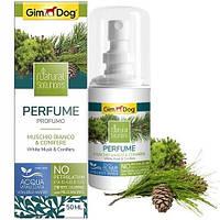 Духи для собак Gimdog Natural Solutions (аромат белого мускуса и хвои)