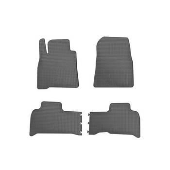 Lexus LX570 / 450d Резиновые коврики (4 шт, Stingray Premium)
