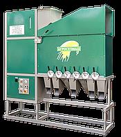 Зерновой сепаратор ИСМ-5 ИСМ-5 с колесами